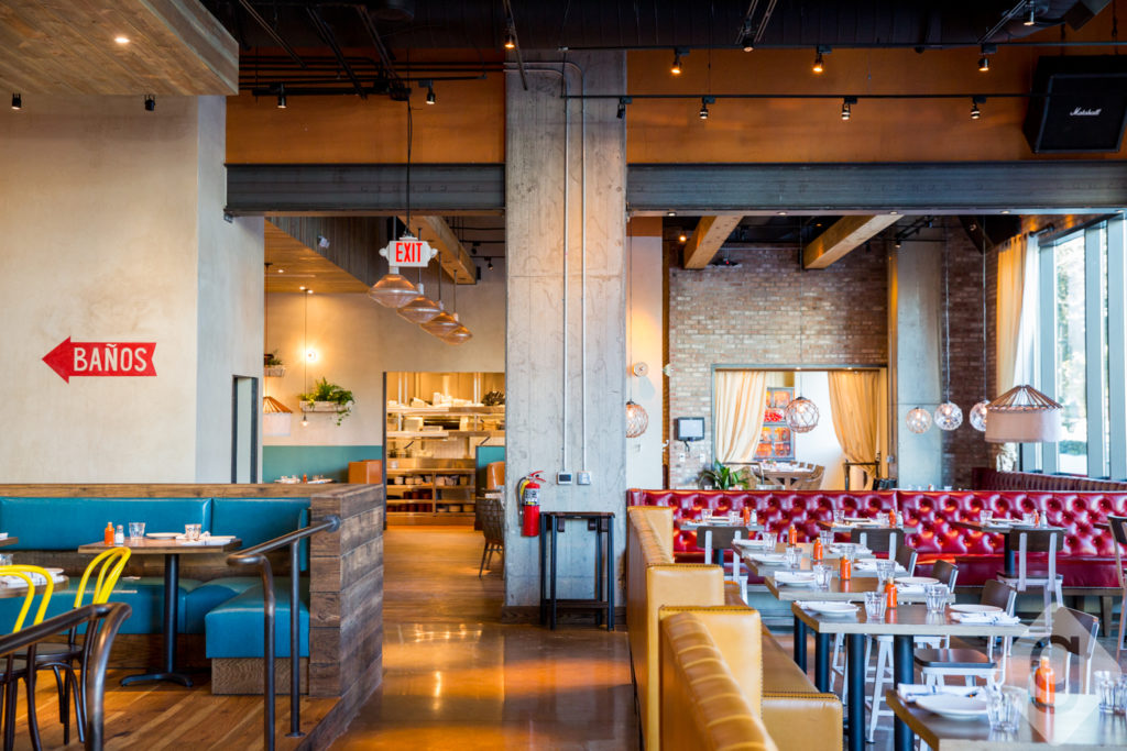Nada Is A Taco And Tail Restaurant That Opened In 2018 The Midtown Neighborhood Nashville Fourth Location For Brand Which Also Has