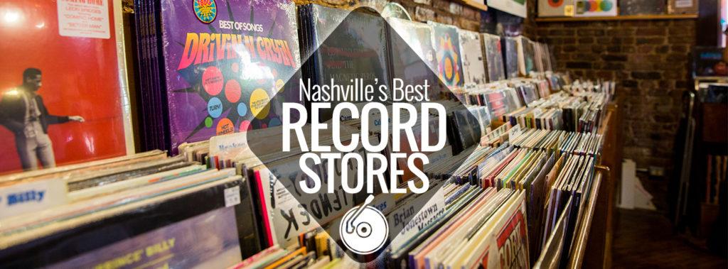 Nashville's Best Record Stores