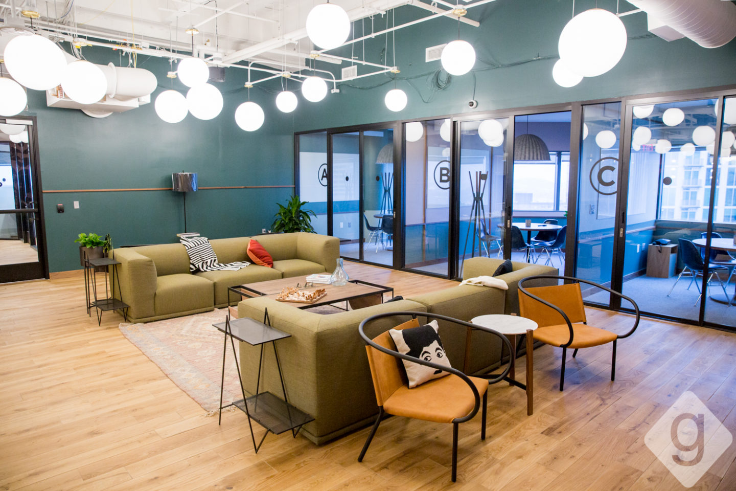 A Look Inside: WeWork, A Co-Working Space in Downtown ...