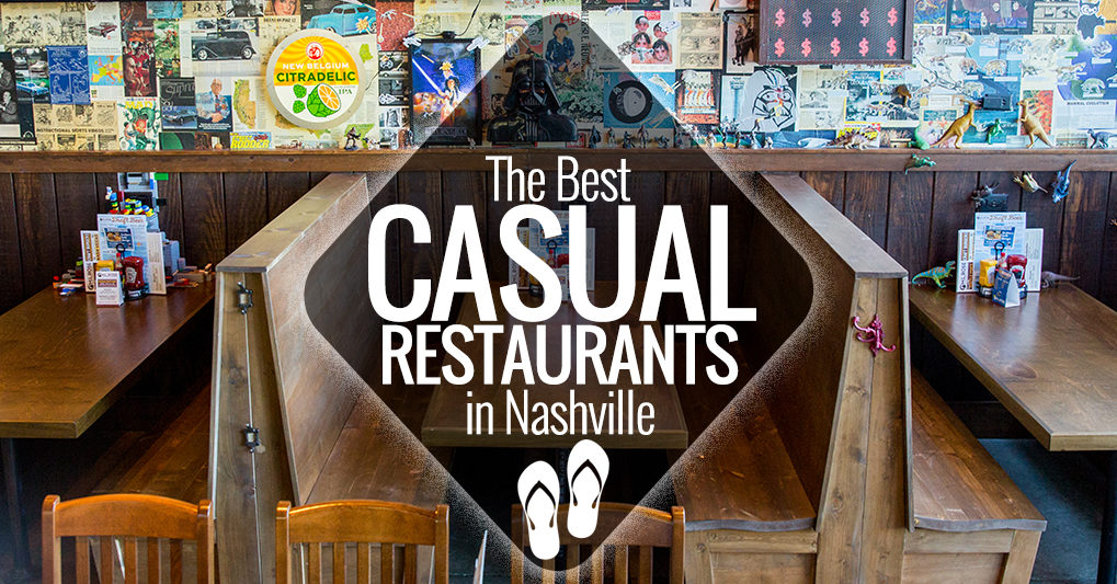 Best casual restaurants in nashville nashville guru for Best craft beer in nashville