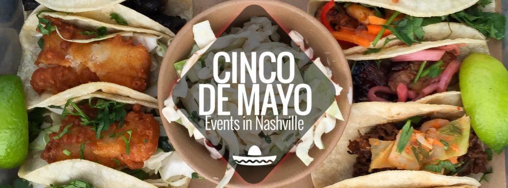 Cinco de Mayo Events in Nashville