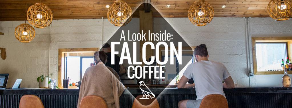 A Look Inside: Falcon Coffee | Nashville Guru