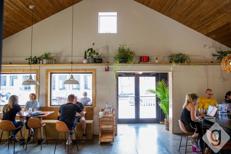 A Look Inside Falcon Coffee Nashville Guru