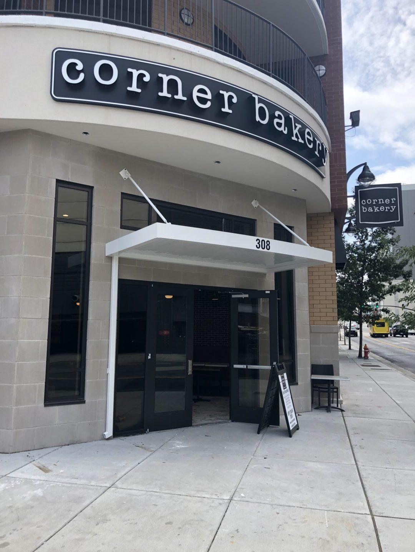 Corner bakery cafe nashville guru