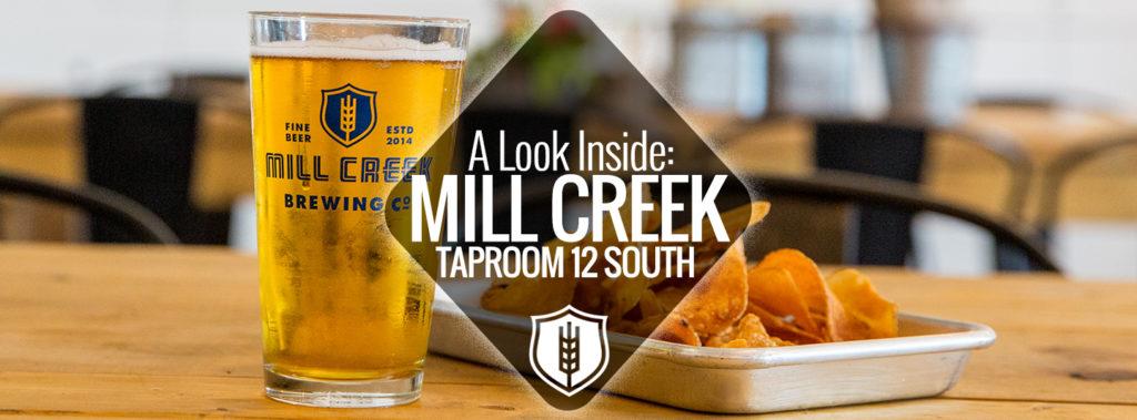 A Look Inside: Mill Creek Taproom 12 South | Nashville Guru
