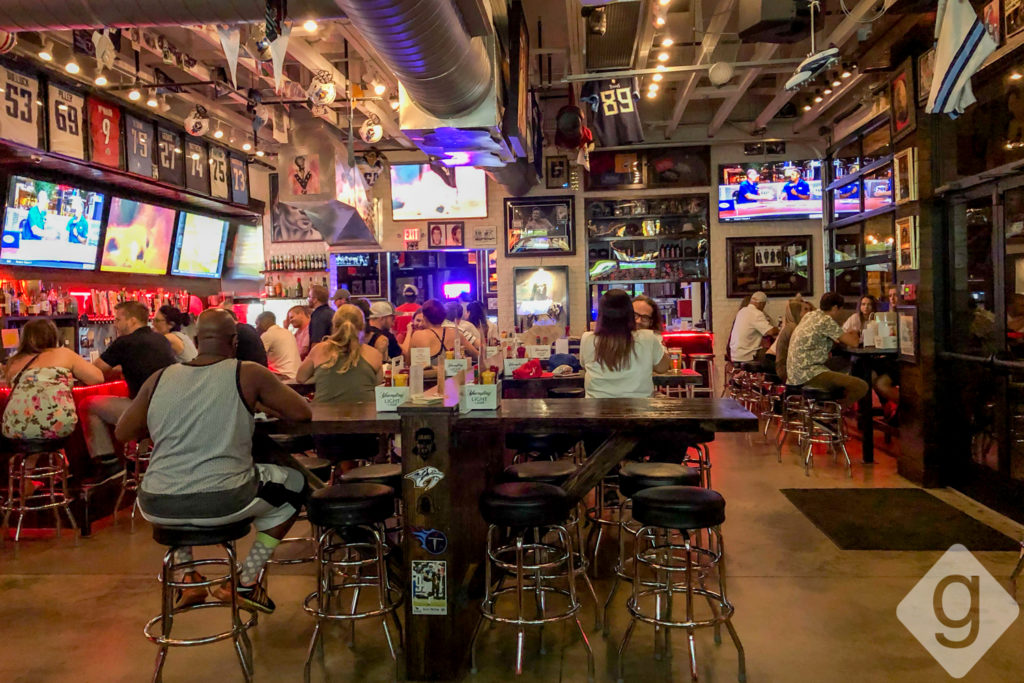 Pleasing Top Sports Bars In Nashville Nashville Guru Caraccident5 Cool Chair Designs And Ideas Caraccident5Info