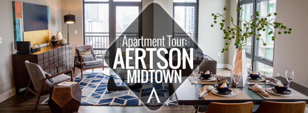. Apartment Tour  Aertson Midtown   Nashville Guru