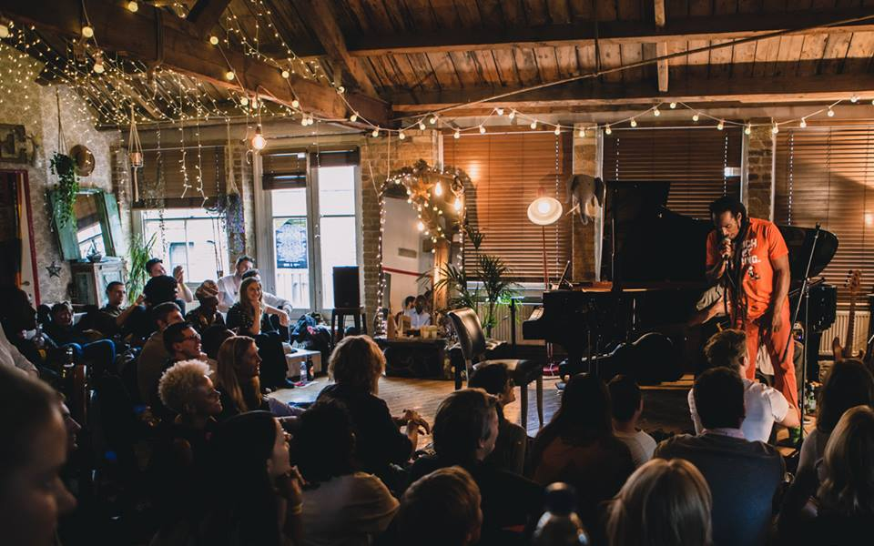 Sofar Sounds Secret Shows Nashville Guru