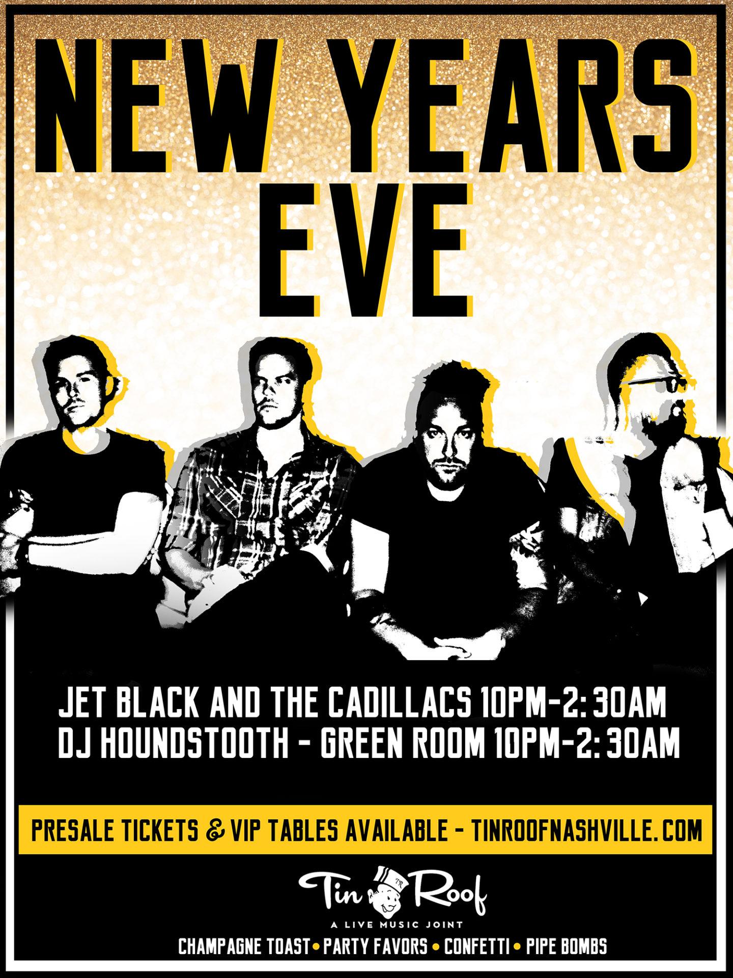 New Years Eve Nashville 2018-2019 | Nashville Guru