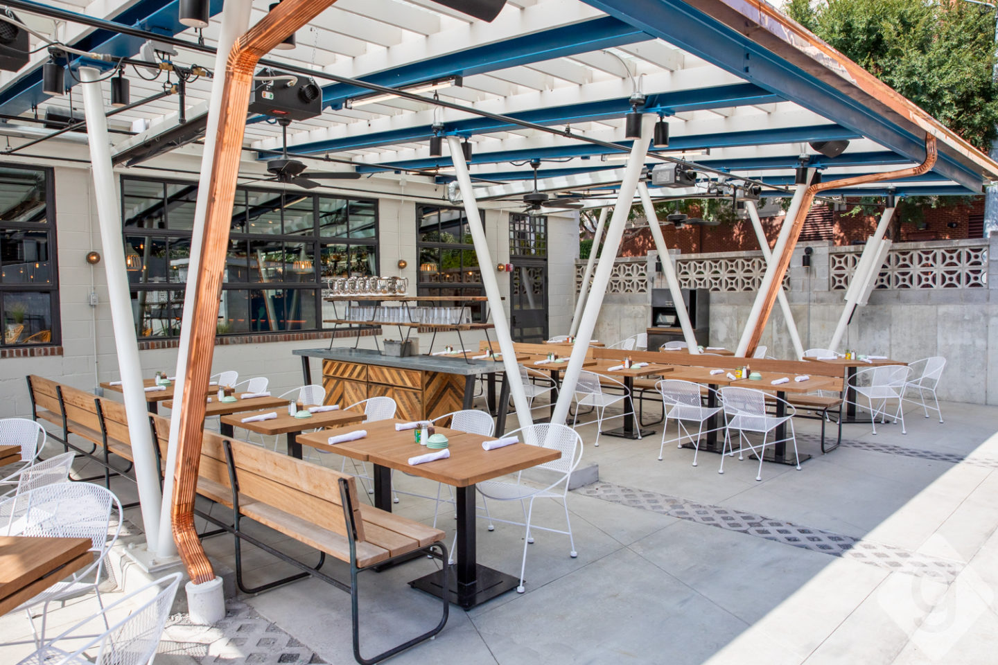 The Best Patios in Nashville