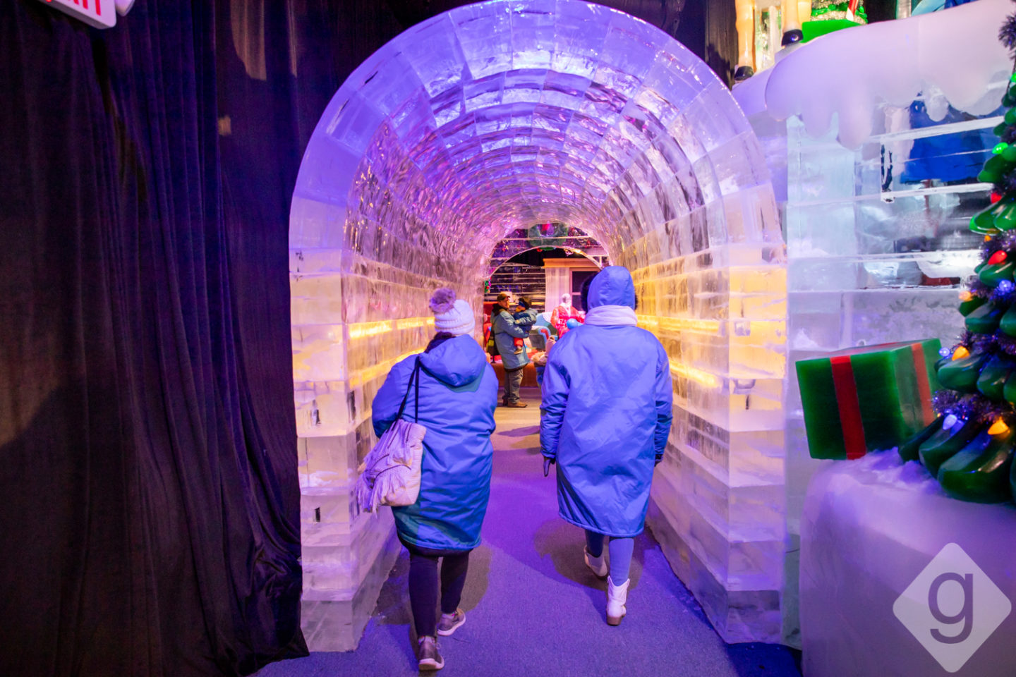 Opryland Christmas Ice 2020 ICE! featuring A CHRISTMAS STORY | Nashville Guru